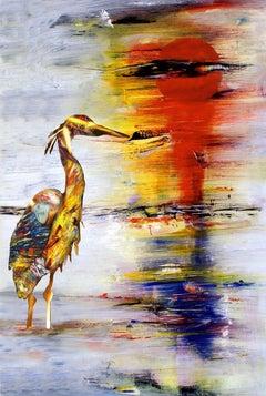 Cranes of Color 104