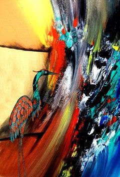 Cranes of Color 106