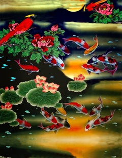 Great Koi Pond