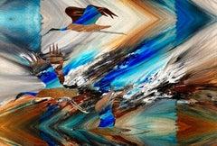 Cranes of Color 107