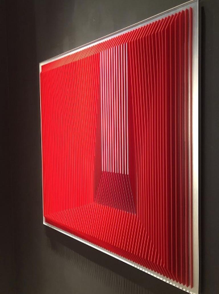 J. Margulis, Displaced Illusion II