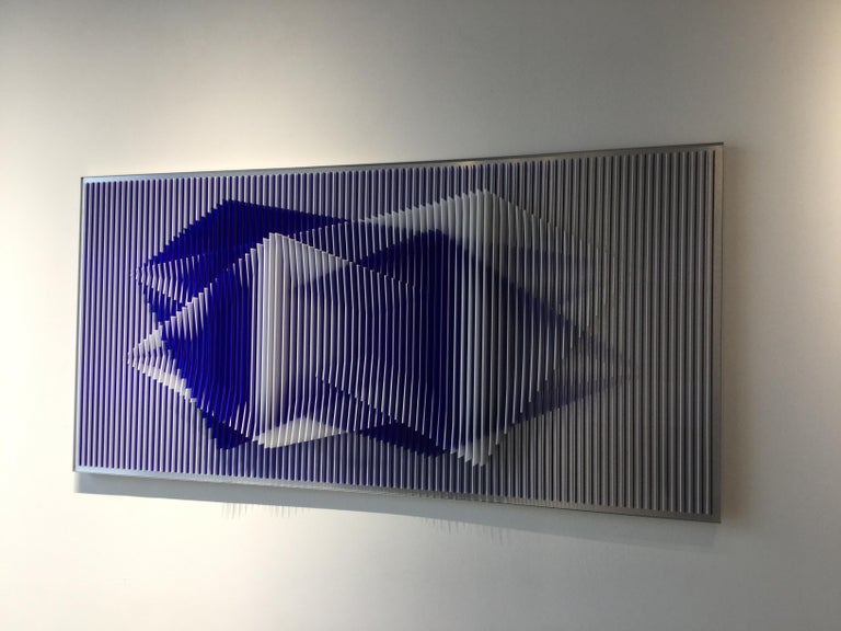 J. Margulis, Dual Perspectives - Abstract Geometric Sculpture by J. Margulis