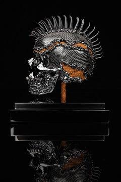 Jonas Leriche, Skull (Orange)