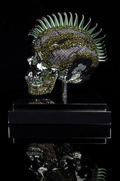Jonas Leriche, Skull (Green)
