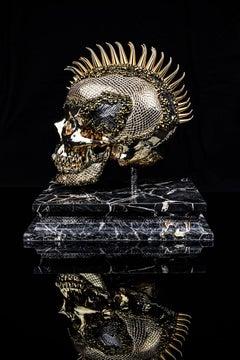 Jonas Leriche, Skull