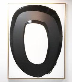 Circle Series 8  Black
