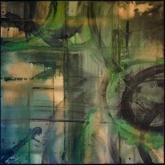Erik Skoldberg, Forest, Umber, Black, Metallic