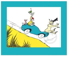Dr. Seuss, Would You? Could You? In a Car?