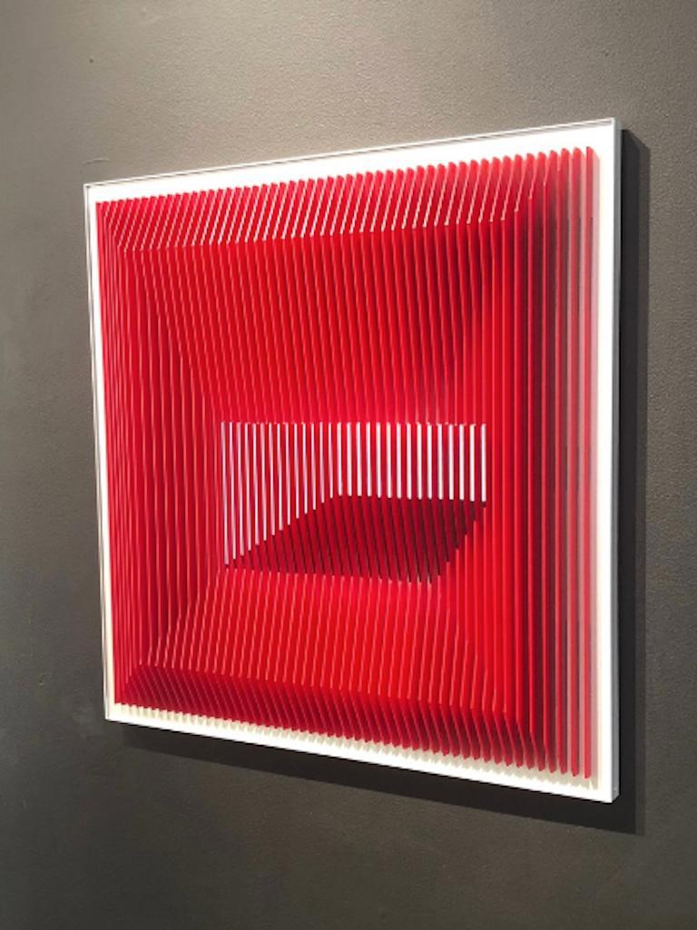 J. Margulis, Di30-RS - Sculpture by J. Margulis