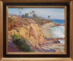 Late Afternoon Light; Laguna Beach, California