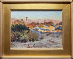 The Desert Sunset; La Quinta, California