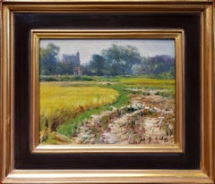 Autumn Rice Fields