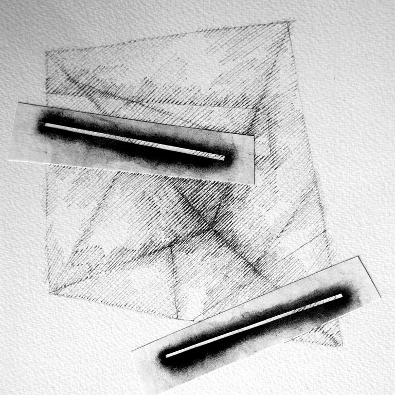 Miriam Peralta  Abstract Drawing - Barrilete 2