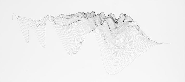Julian Teran Abstract Drawing - P12