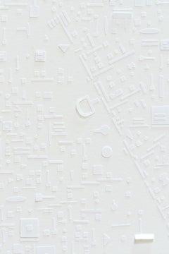 Falling Paragraph (White)