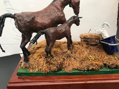 ehorse sculpture