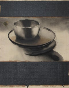 """Art-Kit, Still Life Painting, Acrylic & Pigment by Indian Artist """"In Stock"""""""