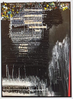 Loosing Fear of the Consequences Series, Mixed Media by Contemporary Artist