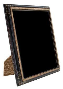 """""""Handmade 22K Gold Leaf Photo Frame,"""" Wood 8 x 10 created in Romania"""