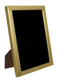 Handmade 22K Gold Leaf Photo Frame