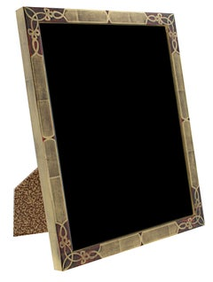 Handmade 22K Gold Leaf Photo Frame