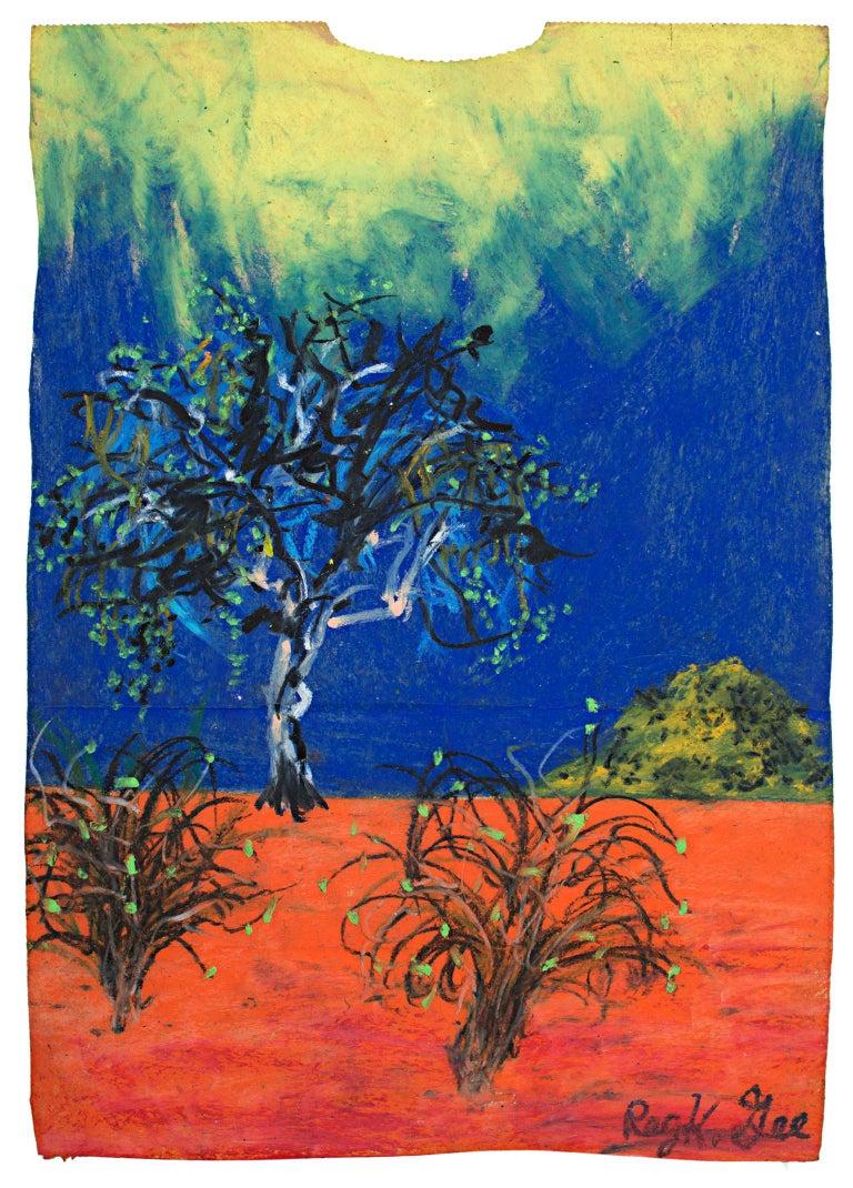 Oil Pastel Landscapes 133 For Sale On 1stdibs