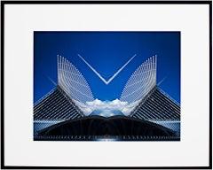 """Calatrava Series 3,"" Architectural Photograph Milwaukee by Philip Krejcarek"