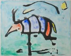 """Homage to Moishe Safde - Crystal Bridges Museum of American Art,"" David Barnett"