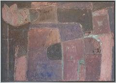 """""""Pajaro Caballo (Bird House),"""" Acrylic on Canvas by Miguel-Casto Lenero"""