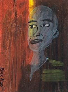Reginald K. Gee Figurative Drawings and Watercolors