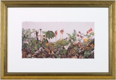 'Spring Wildflowers' giclée print on watercolor paper after original painting