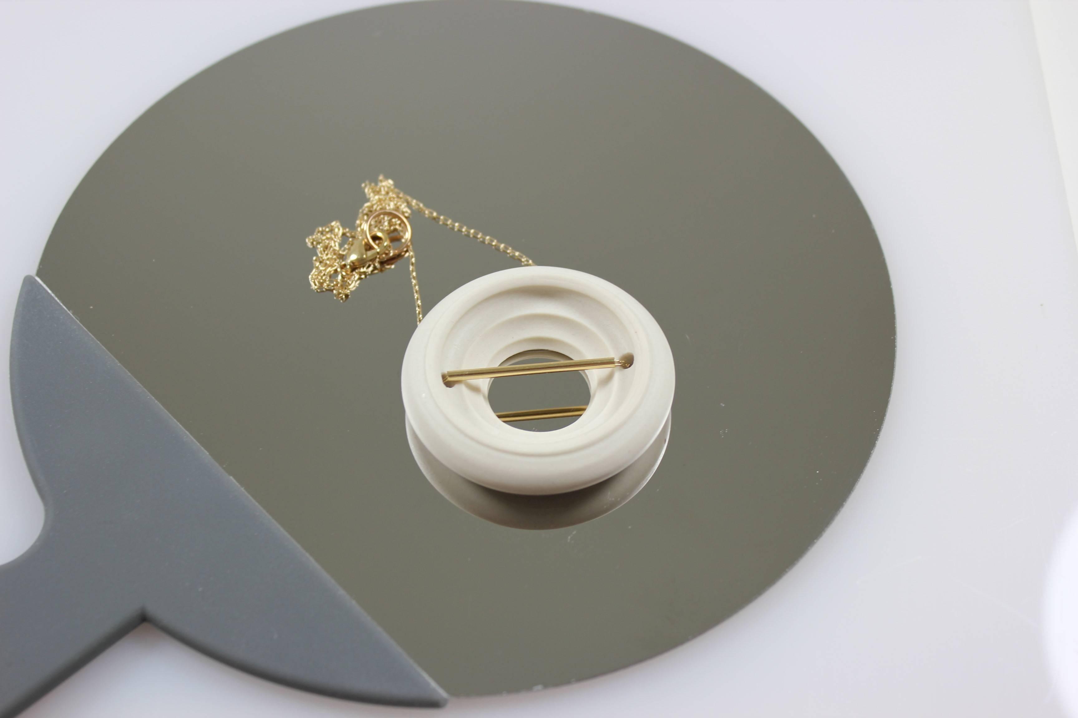 Necklace #5 (Pendant)