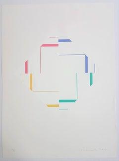Geometric Composition - Constructive Art, Concrete Art, Konkrete Kunst