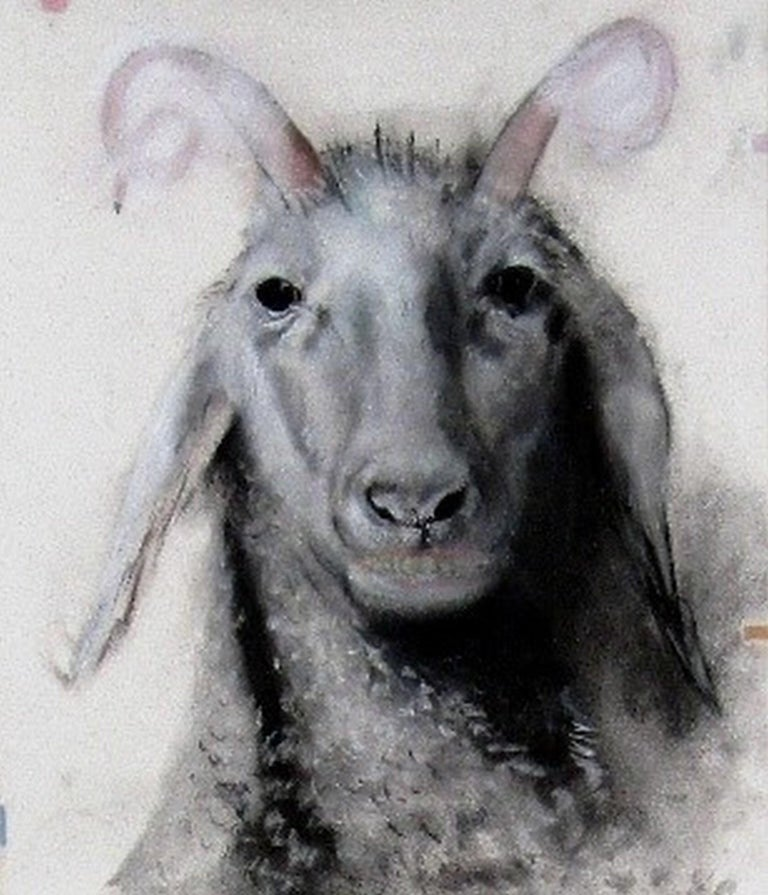 The Goat - Art by Joseph Broghammer
