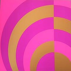 Geometric Composition (Pop Art, Op Art )