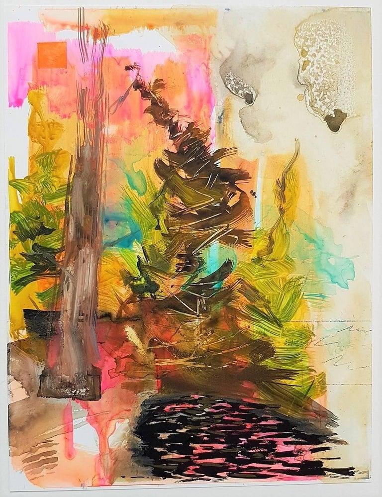 Russell Shoemaker Landscape Art - Untitled