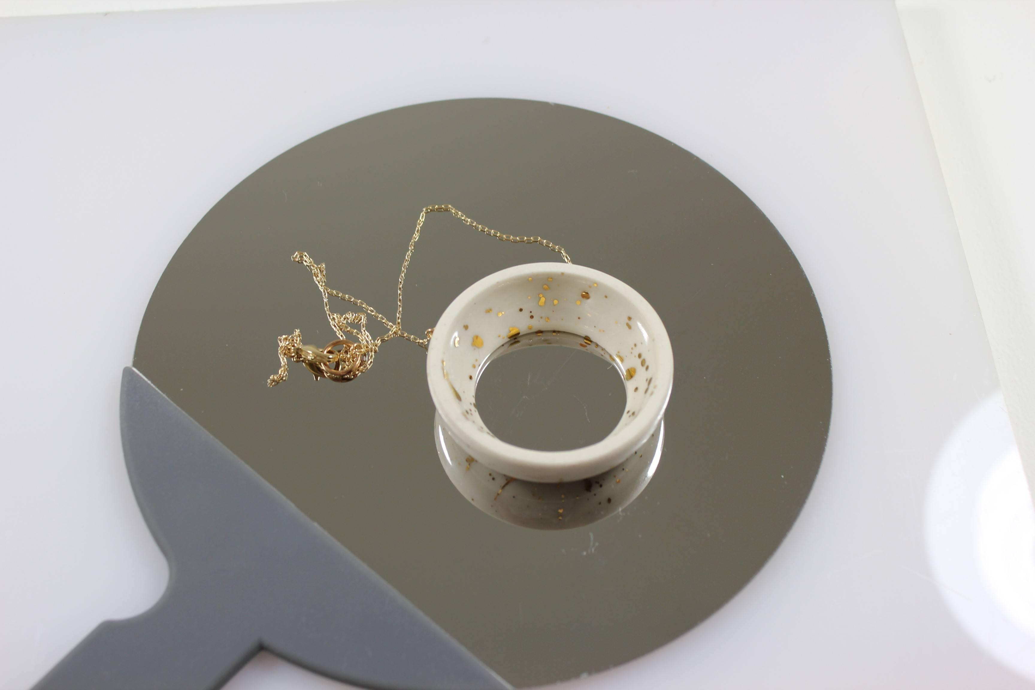 Necklace #13 (Pendant)