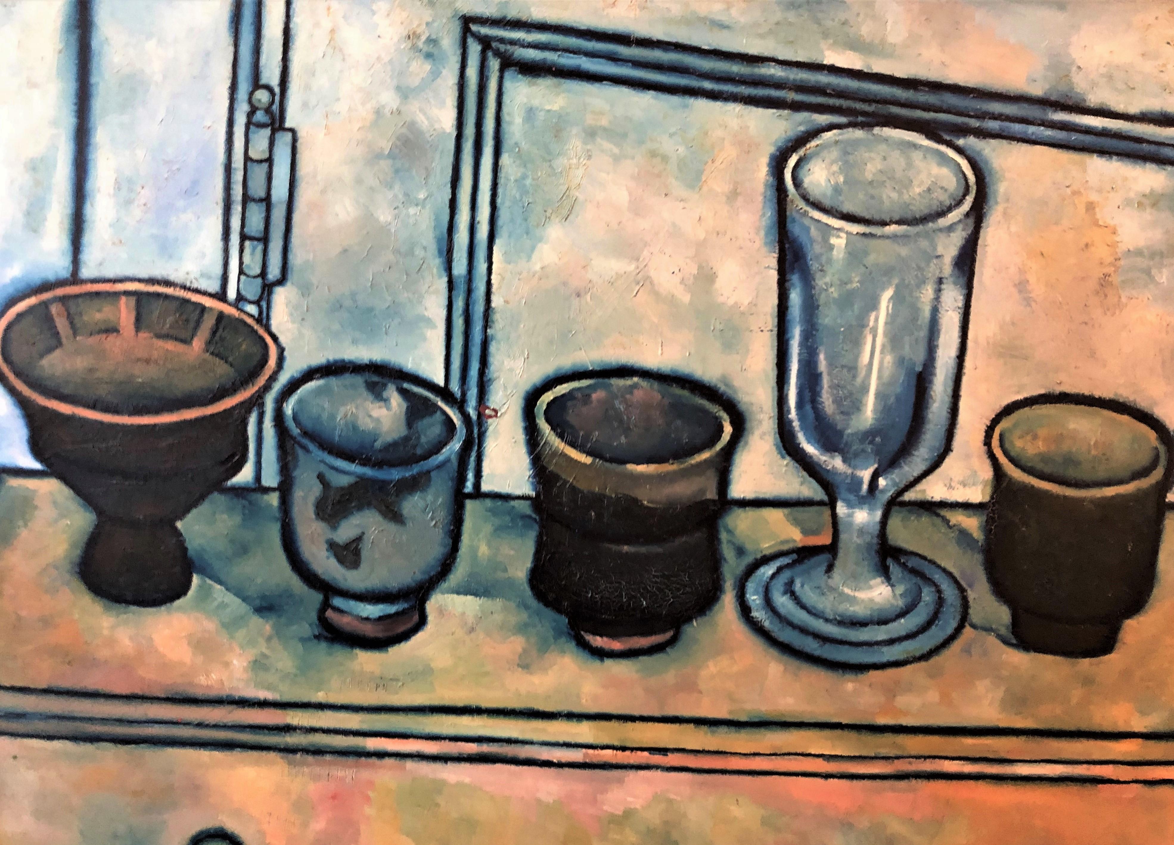 Homage to Mirandi, Hamada Cups