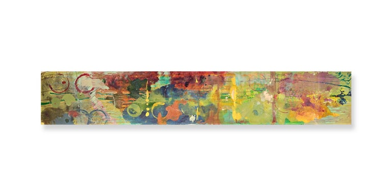 Kory Twaddle Abstract Painting - Remnant