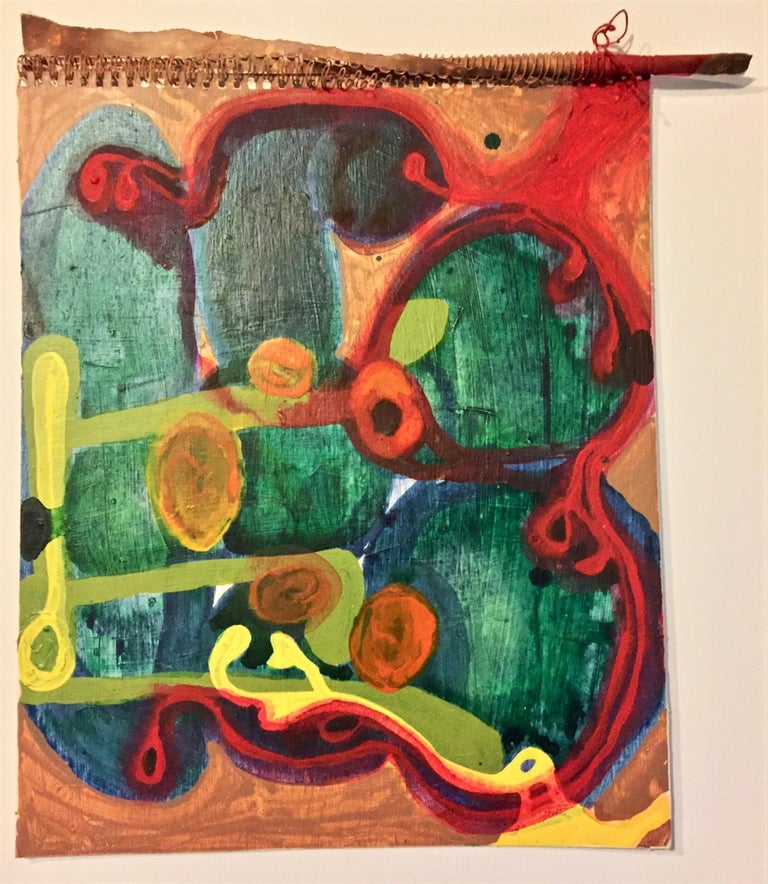 Kory Twaddle Abstract Painting - Second Floor Systems