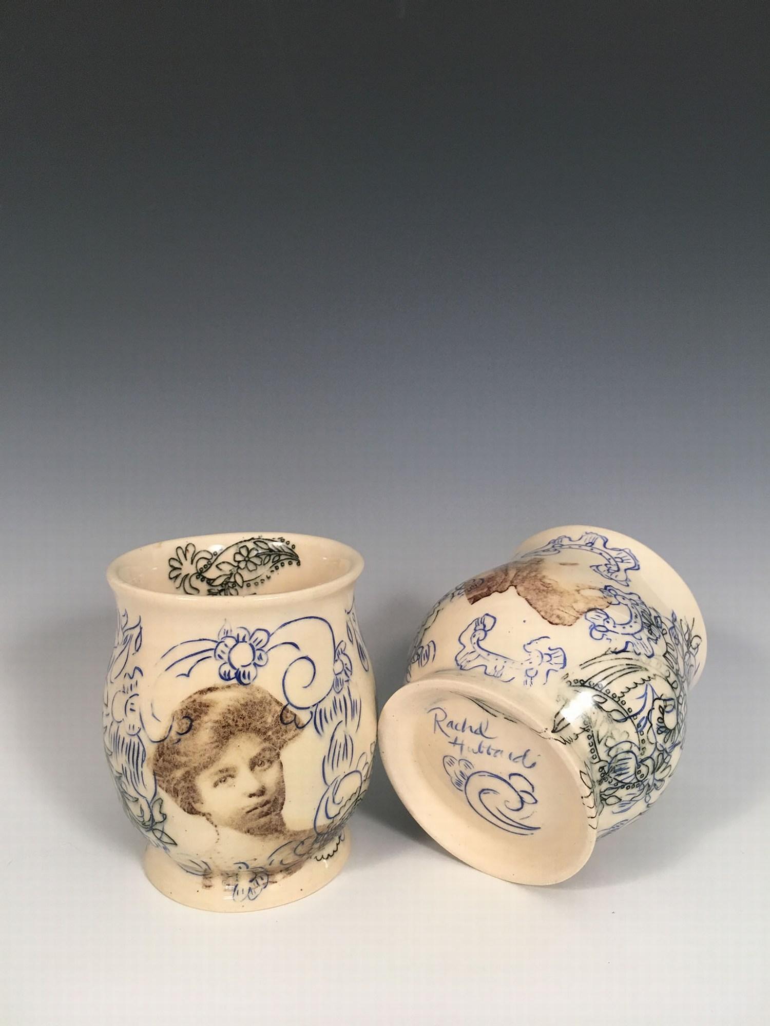 Eleanor Rhino Whiskey Cups