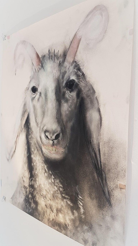 The Goat - Contemporary Art by Joseph Broghammer