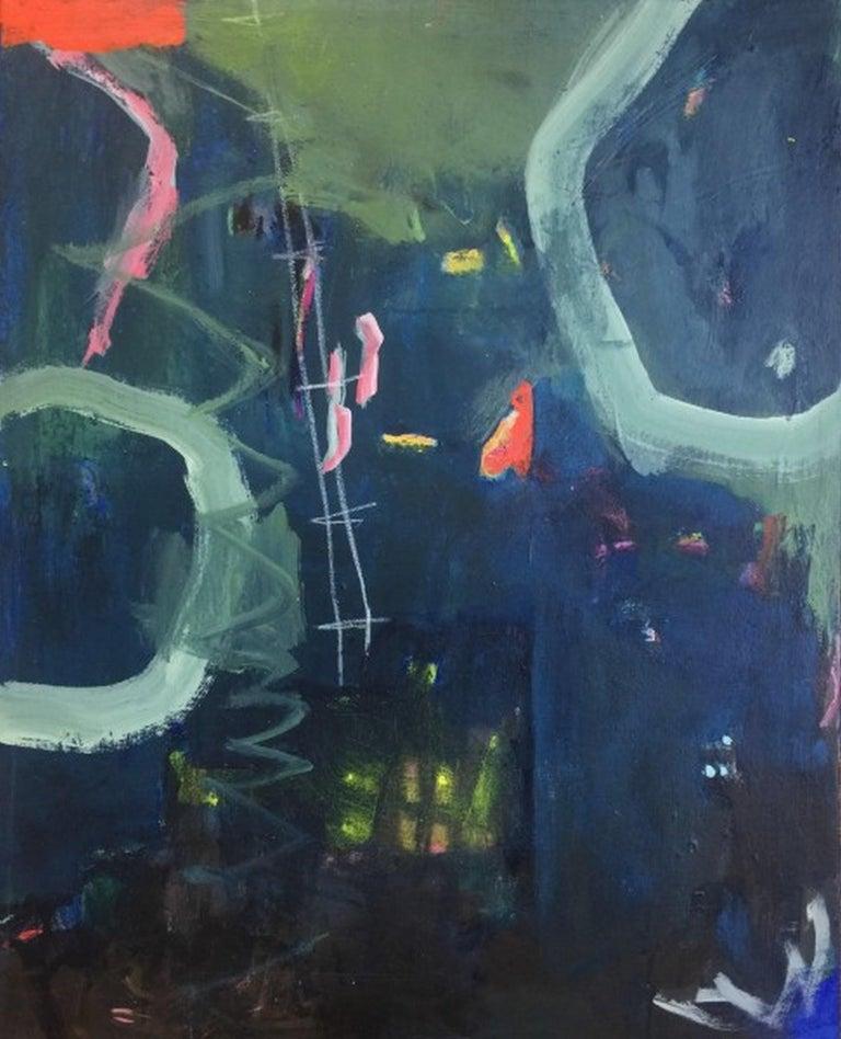 Beyond Imagination - Mixed Media Art by Katherine Bello