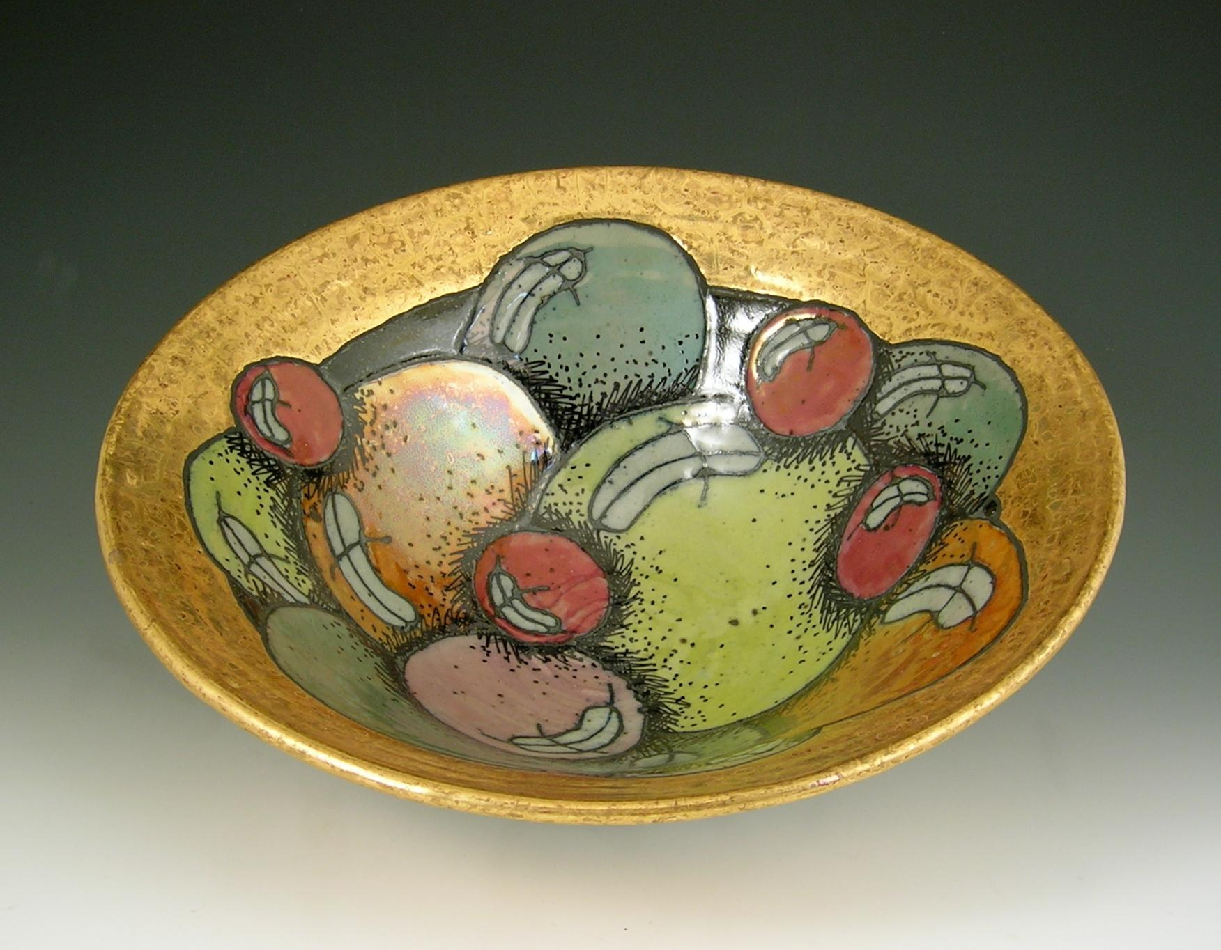 Bowl With Balls