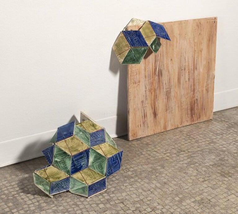 Rachel Hubbard Kline Abstract Sculpture - Untitled