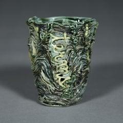 Terms Cup (gray/cream)