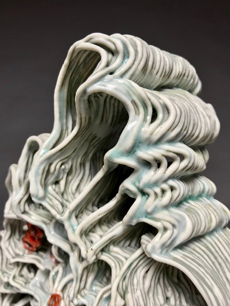 You - Contemporary Sculpture by Stephanie Lanter