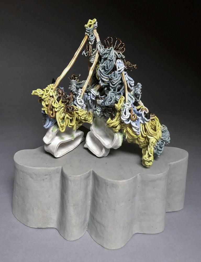 Missed - Sculpture by Stephanie Lanter