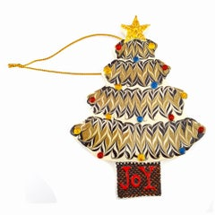 "Christmas Tree Ornament ""JOY"" (from the Christmas Series)"