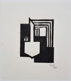Abstract Geometric Composition (abstract art, constructivism and concrete art)